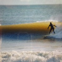1/16 Kure Beach NC. Southern NC, surfing photo