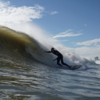OCMD 102517. Delmarva, Surfing photo
