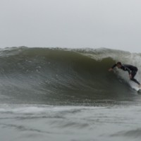 OCMD 101417. Delmarva, Surfing photo