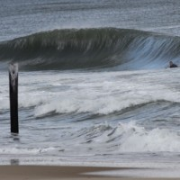 OCMD 102617. Delmarva, Empty Wave photo