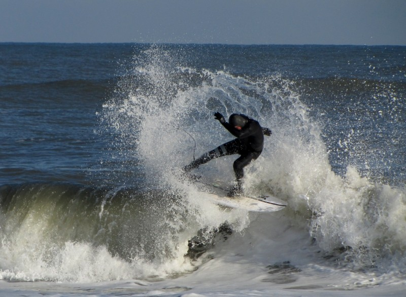 121118. Delmarva, Surfing photo