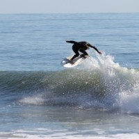 OCMD 102717. Delmarva, Surfing photo