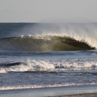 OCMD 103017. Delmarva, Empty Wave photo