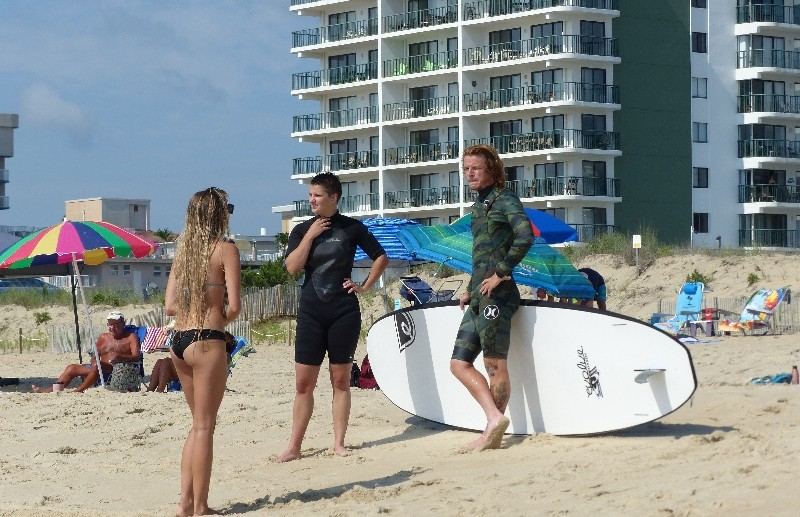OCMD 071517. Delmarva, SUP photo