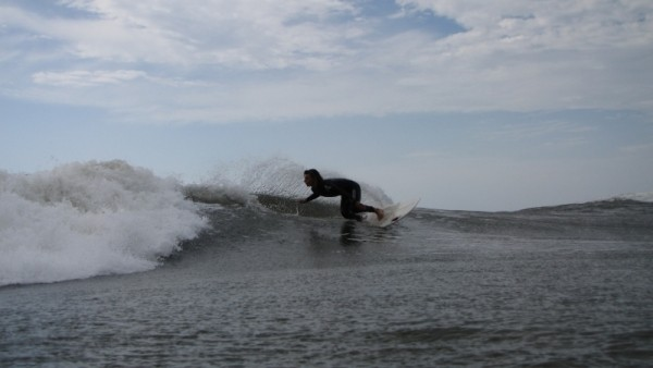 050310 test/aviad. Delmarva, Surfing photo