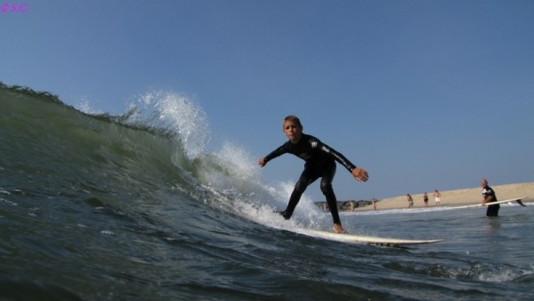 071810 Generations. Delmarva, Surfing photo