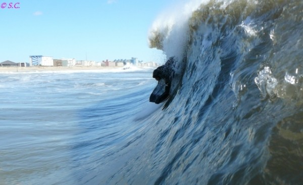 041711 Rick. Delmarva, Bodyboarding photo