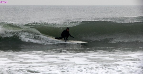 01012010 Another Clean Start. Delmarva, Surfing photo