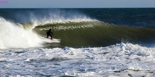 021110 Late, missed section. Delmarva, Surfing photo