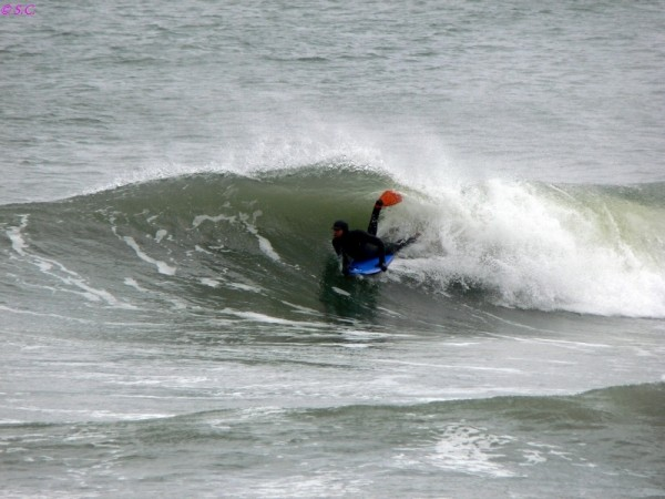 022510. Delmarva, Bodyboarding photo