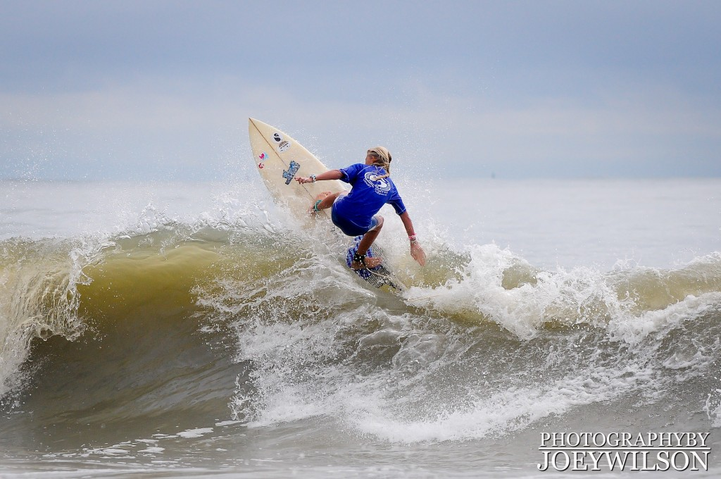 Tybee Island      Surfer:  Anna Bloss. Georgia, Surfing photo