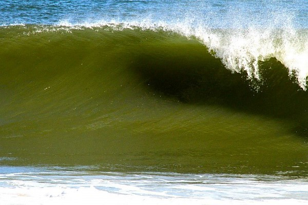 Cape cod barrels east coast Dan Nenninger Fall surf