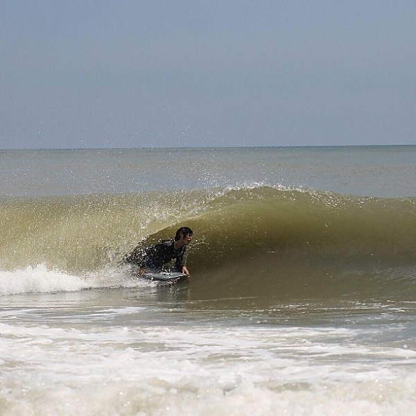 october 17th surf. United States, Bodyboarding photo