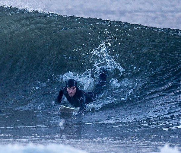 Winter Surf Ocean Grove NJ. New Jersey, Surfing photo