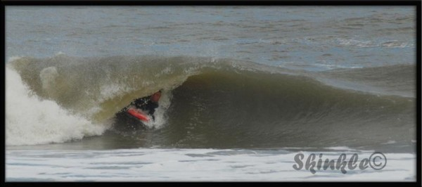 Thanksgiving midtown surf. Delmarva, surfing photo