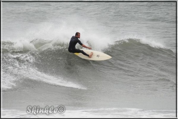 November First out friday. Virginia Beach / OBX, surfing photo