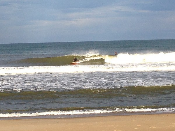 Kitty Hawk, NC 11/7/13. United States, Surfing photo