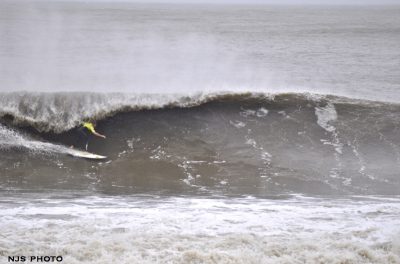 Hurricane Irene Surf Unknown Body Glove team rider.