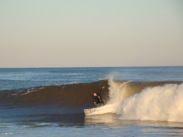Central Jersey  - Oct 26, 2008 Good, fun south swell