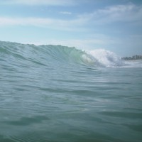 Ormond Wave. North Florida, Empty Wave photo