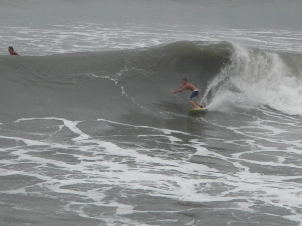 Crystal Coast 2 10-01-2010. Southern NC, Surfing photo