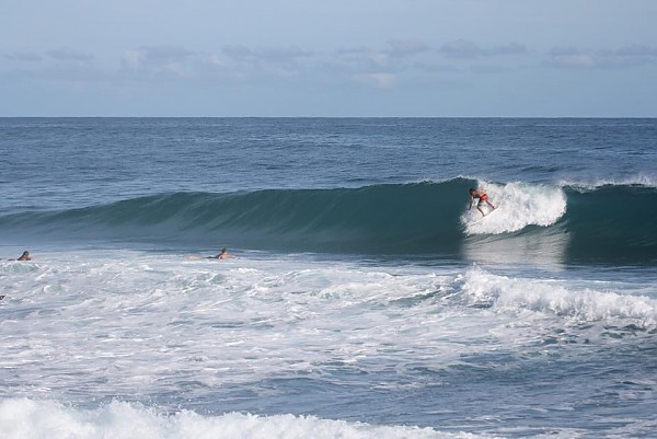 Middles 11/9/14 Barrel at Middles  Puerto Rico 11/9/14