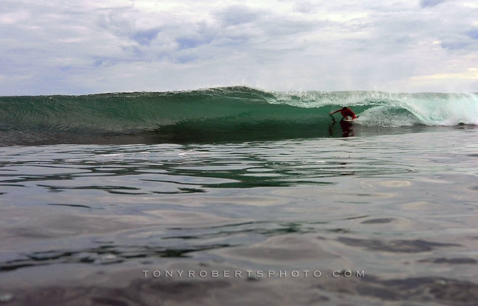 REAL tube time with Joey! www.realsurftrips.com