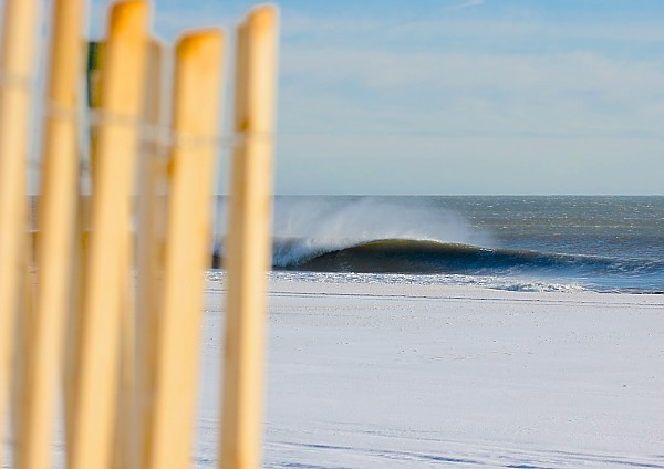 Valentines Day. New Jersey, Empty Wave photo