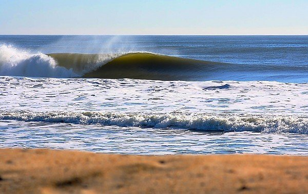 NJ Winter 2014. New Jersey, Empty Wave photo