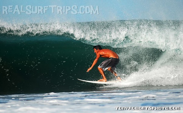 Ryan Page Str8 outta Hawaii and into some CR perfection,