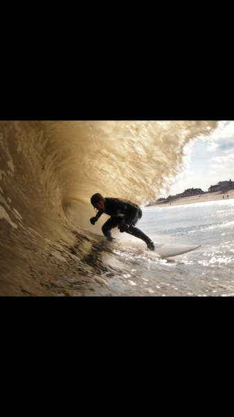 bay head 3/20. New Jersey, Surfing photo