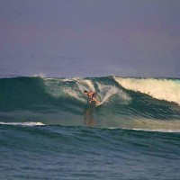Bali + Lombok, Surfing photo