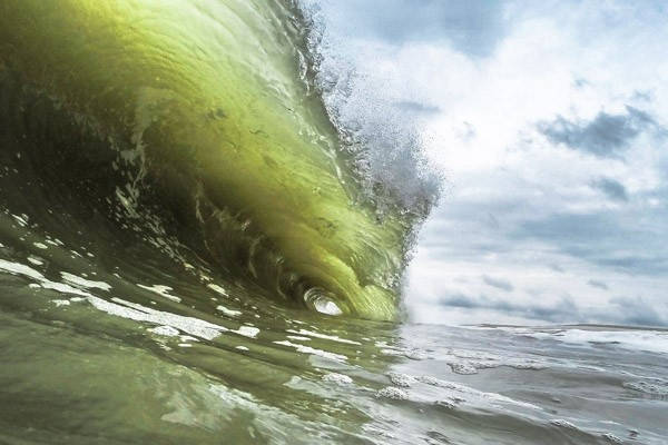 Hurricane Arthur. United States, Empty Wave photo