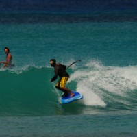 Queens's. Oahu, surfing photo