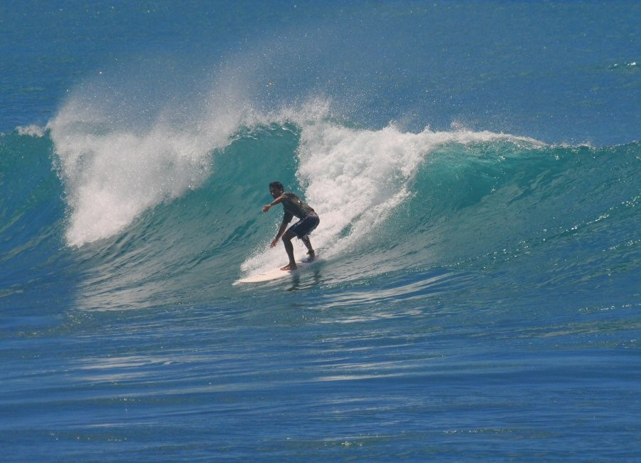 Oahu, surfing photo