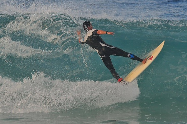Sandy Beach, Oahu Thursday, July 31, 2014. United States, Surfing photo