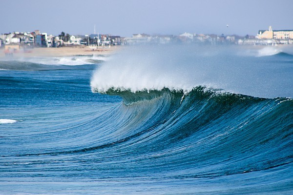 Wide Barrel. United States, Empty Wave photo