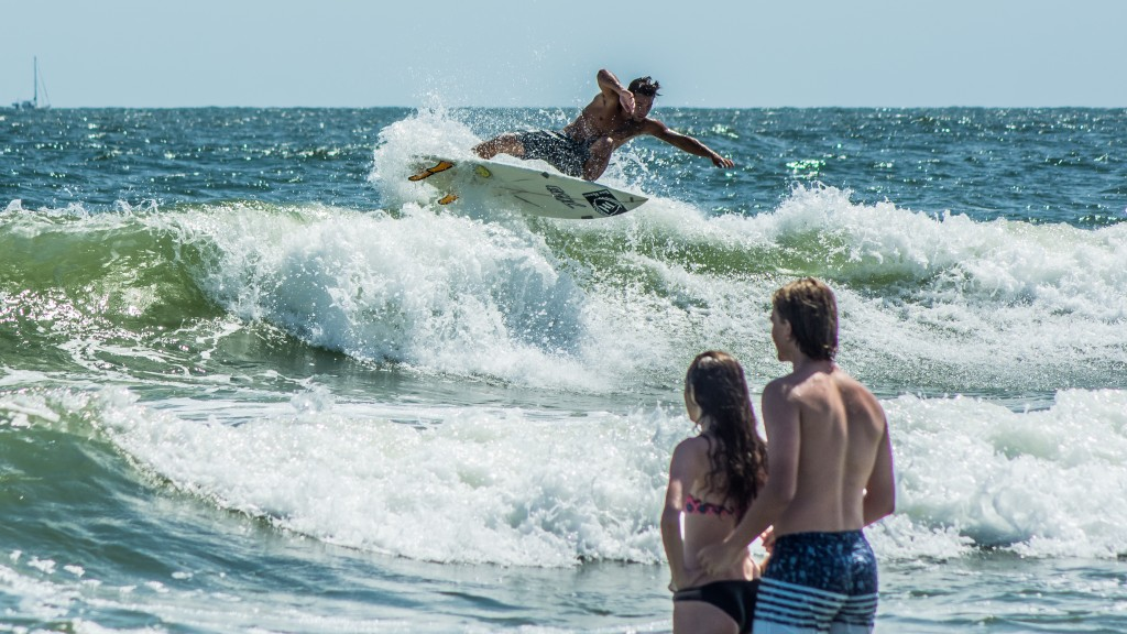 danny jones. New Jersey, surfing photo