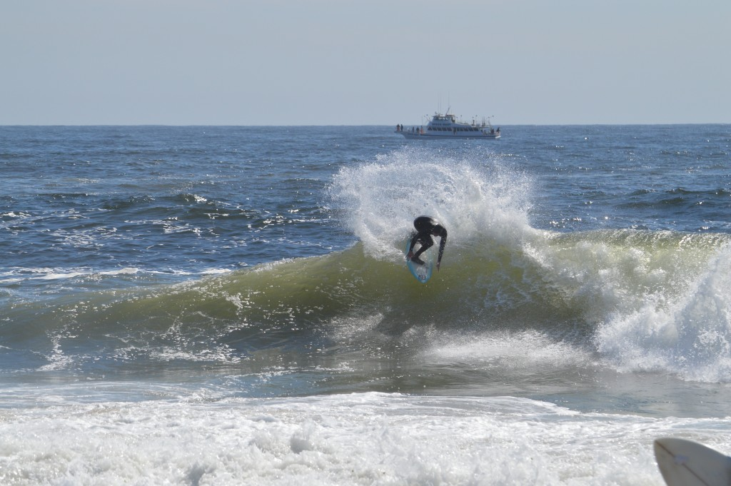 Tommy Ihnken 5_2_2015. New Jersey, Surfing photo