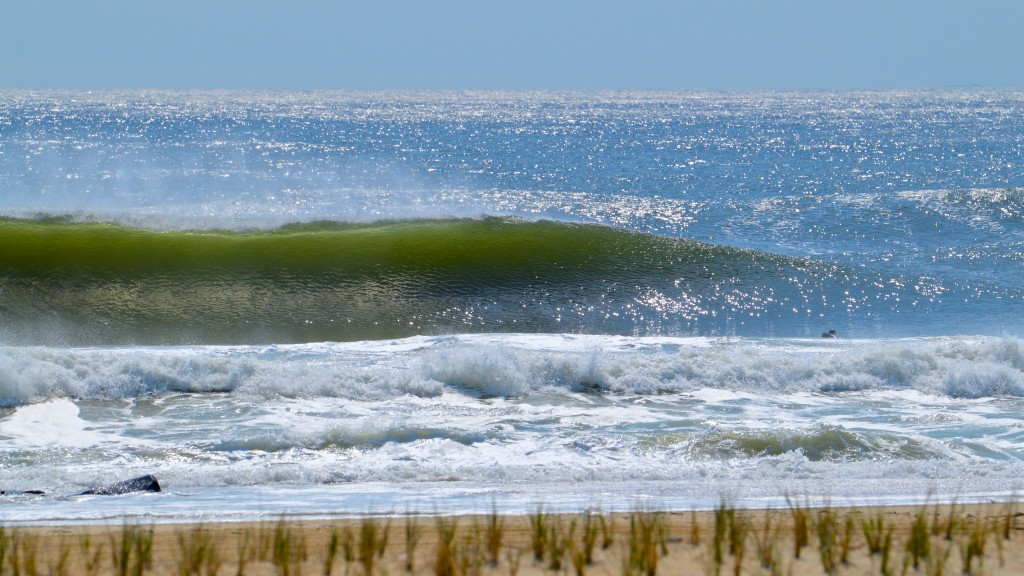 perfect day. New Jersey, Empty Wave photo