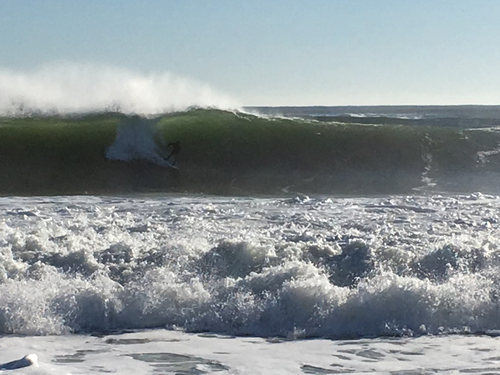 Election Day Swell - OCMD. Delmarva, Surfing photo