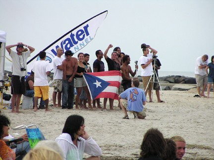 Puerto Rican Pride!!. United States, surfing photo