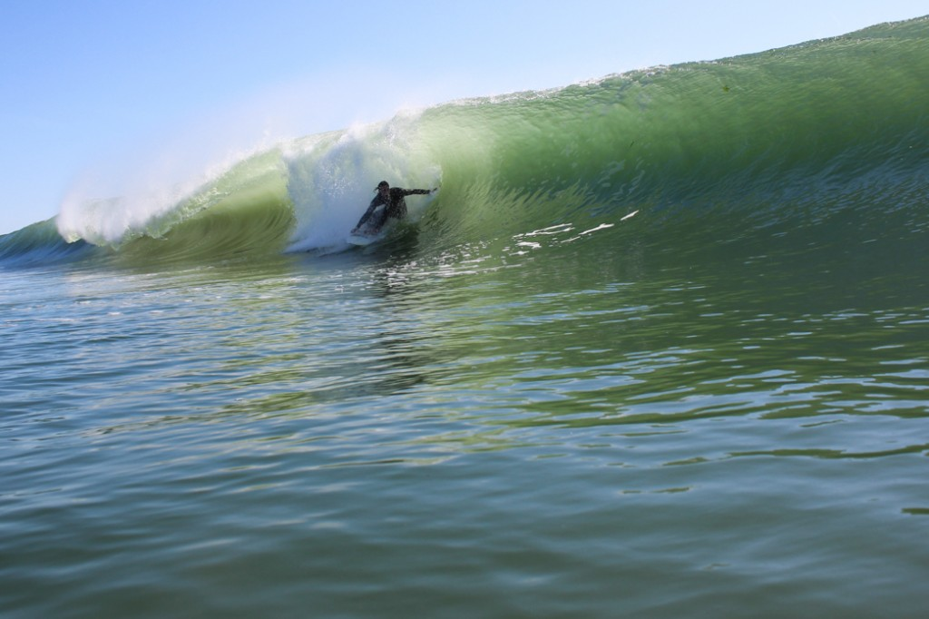 Dave Woegans in NJ. New Jersey, Surfing photo