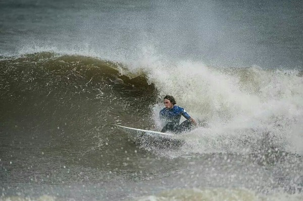 Hurricane Arthur. United States, Surfing photo