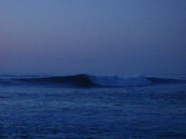 Manasquan Nj 6AM 9/20/10. New Jersey, Empty Wave photo