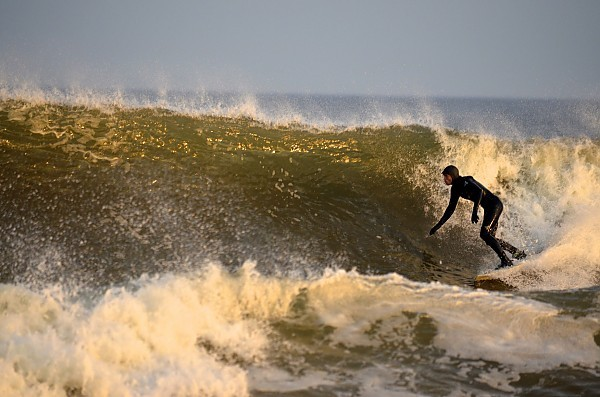 lbi lbi nj. United States, Surfing photo