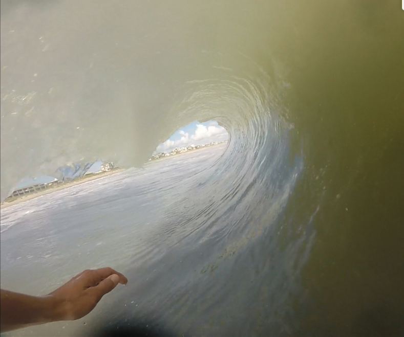 Fun one.. Southern NC, Surfing photo