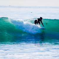 Lower Trestles. SoCal, surfing photo