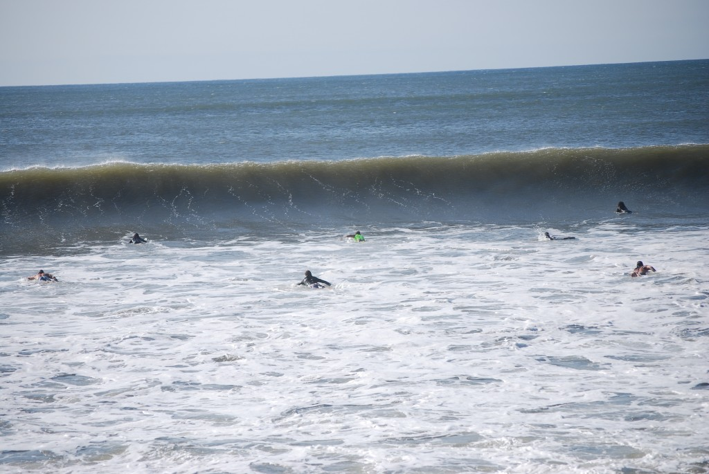 Before the beatings!