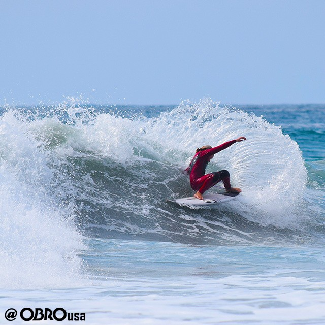 SoCal Surfer Laying down some style!  Follow @OBROusa